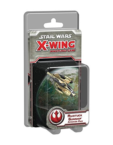 Star Wars: X-Wing - Auzituck Gunship Expansion Pack