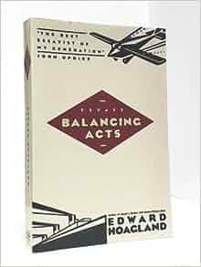 Edward hoagland essays