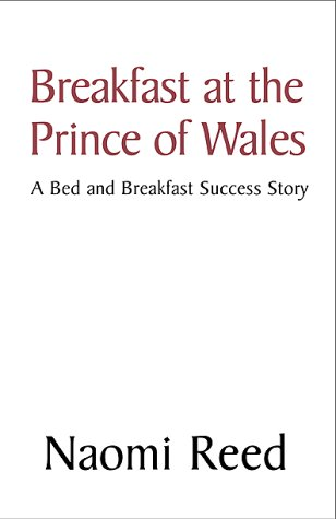 Breakfast at the Prince of Wales...