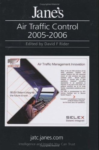 Jane's Air Traffic Control 2005-06 (Jane's Air Traffic Control)