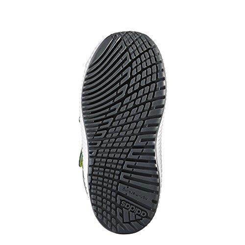 adidas Fortarun CF I, Zapatillas Unisex Bebé Varios Colores (Onix/Ftwbla/Seamso)