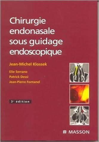 chirurgie endonasale