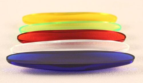 Rattleback - Plastic Assorted Colors - Classroom Pack of 30 with Teacher's ()