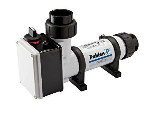 Miglior prezzo Pahlen – Riscaldatore Elettrico in Plastica incoloy 9 9 9 KW – Non Digital  alto sconto