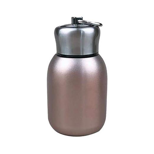 HOGMPY Botellas de Agua de Viaje de 300 ml Mini café de ...
