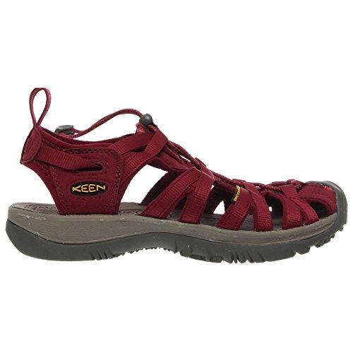 Keen Women's Whisper Hiking Sandals Purple ggAc5i
