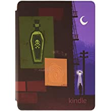 Kindle Printed Cover - Mystery (10th Gen - 2019 release only—will not fit Kindle Paperwhite or Kindle Oasis).