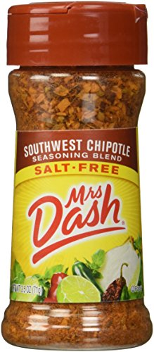 Mrs. Dash Southwest Chipotle 2.5 OZ (71g)