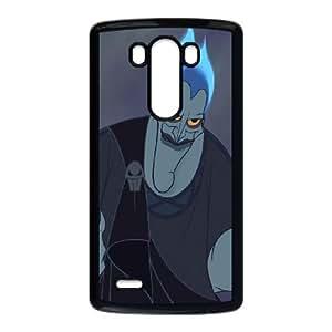 LG G3 Cell Phone Case Black Disney Hercules Character Hades 003 JSY4288932KSL