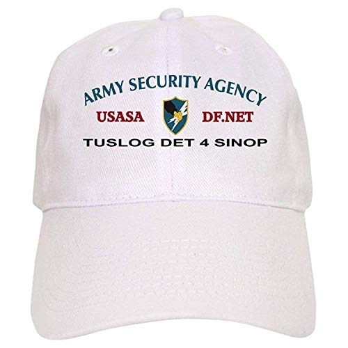 TUSLOG DET 4 SINOP Turkey Cap - Baseball Cap with Adjustable Closure, Unique Printed Baseball Hat