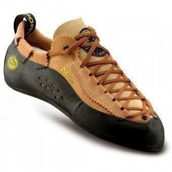 La Sportiva Mythos Lace-Up Climbing Shoe - Men's, Terra, 40.5