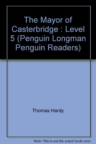 Book cover for The Mayor of Casterbridge