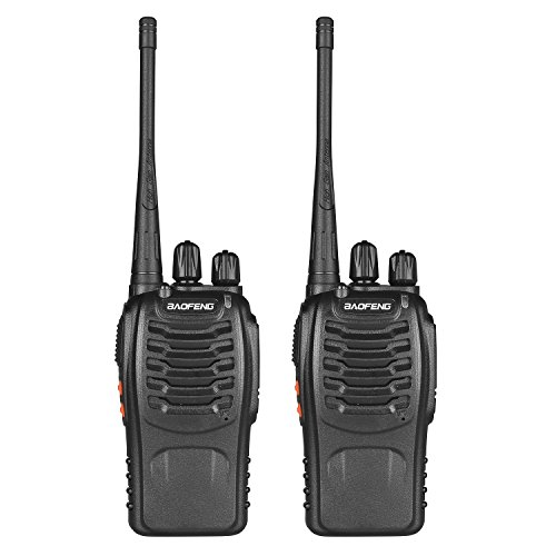 BaoFeng 2pcs baofeng 888s Kids Premium Quality Walkie Talkie