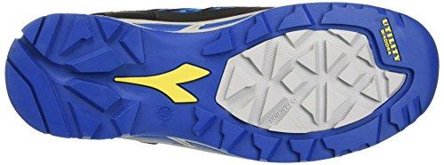 Diadora Herren Zx Flux Sneaker Low Hals, Marciume (azzurro / Nero), 47 Eu