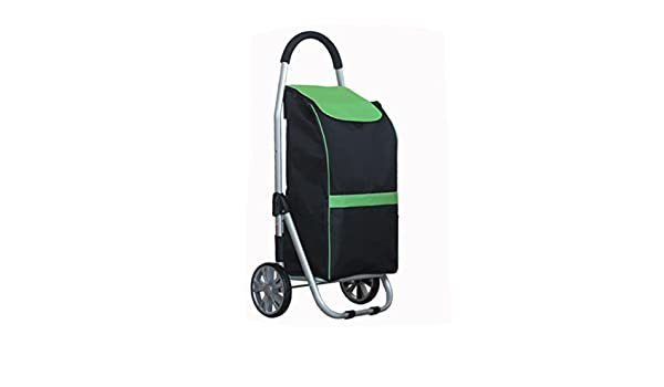 J&M Shopping Trolley, Hard Wearing & Foldaway Lightweight - Shopping Cart: Amazon.com: Industrial & Scientific
