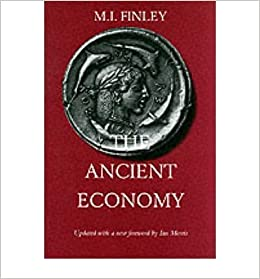 Book [(The Ancient Economy )] [Author: M. I. Finley] [Mar-1999]