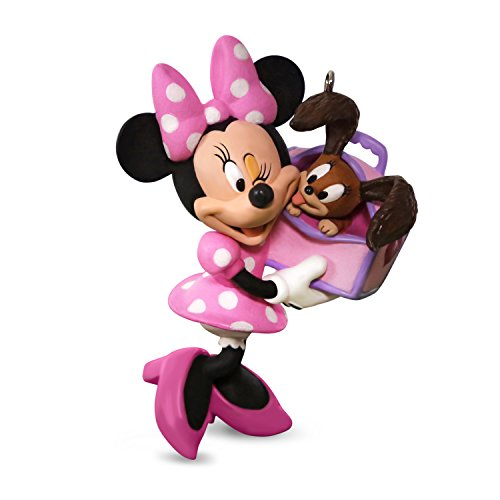 Hallmark Keepsake 2017 Disney Minnie Mouse Girl