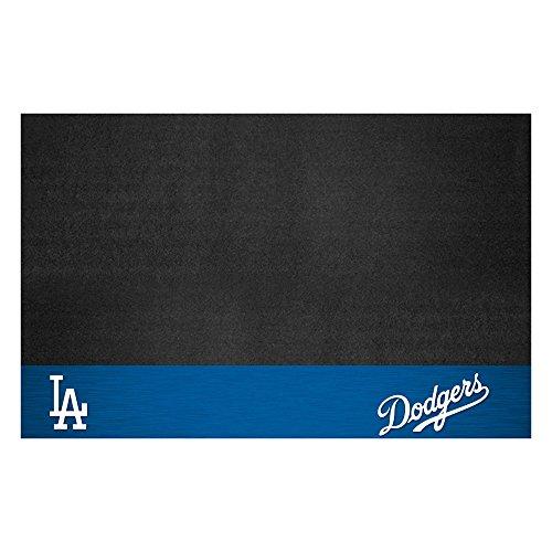 FANMATS MLB Los Angeles Dodgers Vinyl Grill Mat