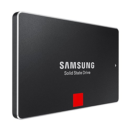 Samsung 850 PRO - 1TB - 2.5-Inch SATA III Internal SSD (MZ-7KE1T0BW) (Industries Media Elite Storage)