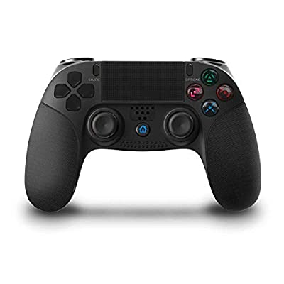 PS4 Controller, Mutop Wireless Controller for Playstation 4/PC with Dual Vibration Game Joystick