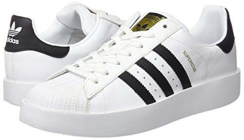 adidas core Black W deporte Superstar de Metallic Bold Zapatillas Gold White para mujer Ftwr gnR4EvwPq