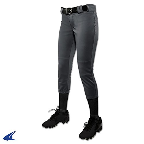CHAMPRO Tournament Low-Rise Girl's Fastpitch Softball Pant - Low Rise Pro Pant