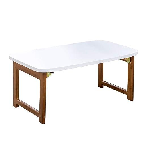 LIXBD Household Simple Storage Table/Plegable Desayuno Cama ...