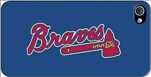 Atlanta Braves MLB iPhone 4-4S Case v203102mss