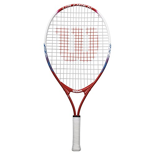 Wilson Junior US Open Tennis Racquet, 23-Inch (Best Tennis Racquet For Kids)