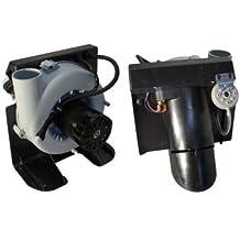 Bradford White Water Heater Exhaust Blower (117524-00, 110519-00) Fasco # W3
