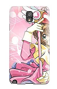 For Galaxy Case, High Quality Cardcaptor Sakura For Galaxy Note 3 Cover Cases