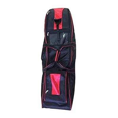 JP Lann Golf Bag Travel Cover with Wheels