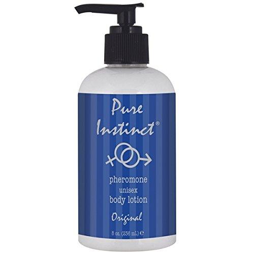 Pure Instinct Pheromone Unisex Attractant Body Lotion - 8oz
