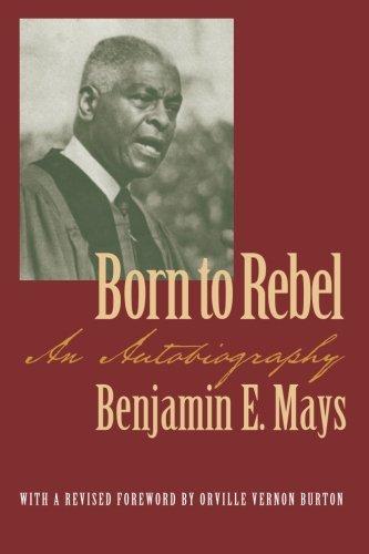 Born to Rebel: An Autobiography (Brown Thrasher Books Ser.)