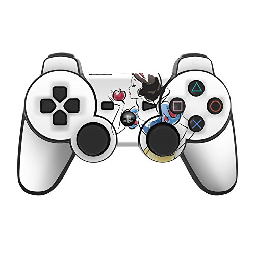 Snow White Sketch Design PS3 Playstation 3 Controller Protector Skin Decal Sticker