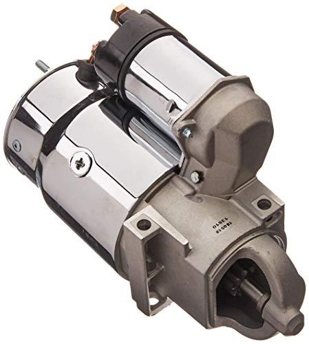 - Powermaster Performance 13510 Chrome Alternator (10MT Chevy Cast Alum DE Stag Mating 168T Flywheel)