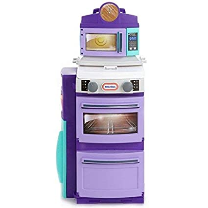 Little Tikes Cook \'n Store Kitchen Purple - Target Exclusive