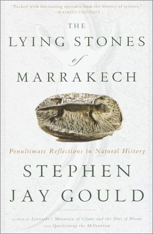 Read Online The Lying Stones of Marrakech: Penultimate Reflections in Natural History pdf