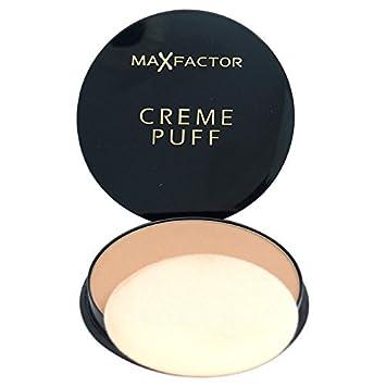 maquillaje en crema max factor
