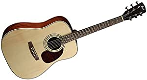 Cort Earth 70 E70NS - Guitarra (madera), brillante