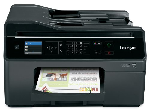 Lexmark OfficeEdge Pro4000C Color Photo Printer with Copier and Fax