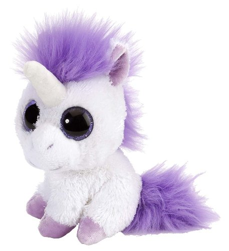 Wild Republic Unicorn Plush, Stuffed Animal, Plush Toy, Lavender L'Il Sweet & Sassy 5 inches