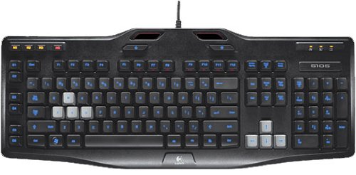 Logitech Gaming Keyboard Spanish QWERTY