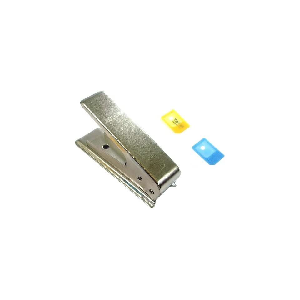 Micro Sim Card Cutter + 2 Adaptor for Iphone 4g Ipad