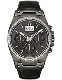 Men's WN1012XG Quartz Chronograph Crystals Black 48mm Watch (Certified Refurbished)