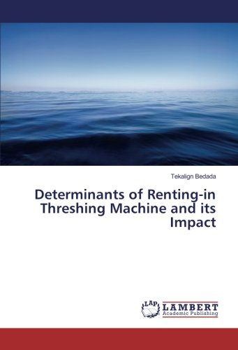 (Determinants of Renting-in Threshing Machine and its Impact)