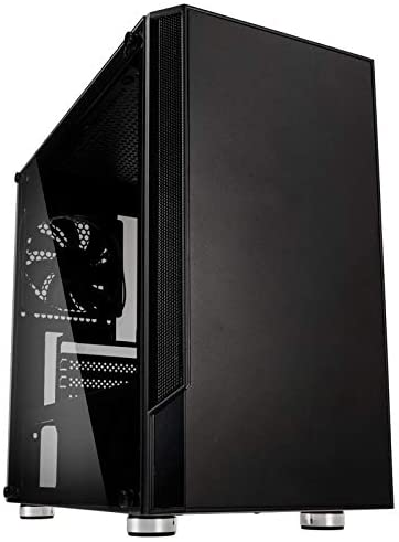 Kolink Citadel - Caja de PC Micro-ATX - Ventana Lateral de Vidrio ...
