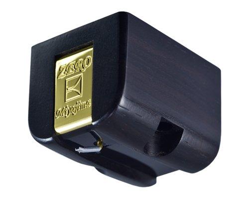 モノラル専用カートリッジ ゼロMONO 無垢ダイヤ丸針 0.7mil African Black Wood   B07FDBQLR6