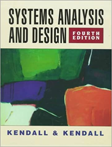 Systems Analysis and Design (4th Edition): Kenneth E  Kendall, Julie