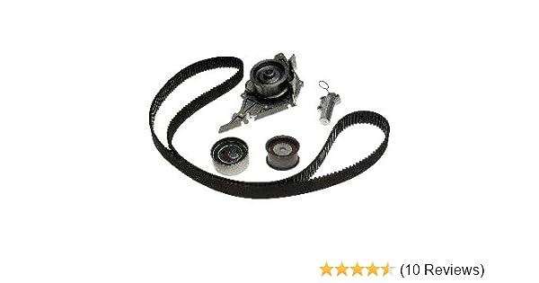 Amazon.com: Gates TCKWP297 Engine Timing Belt Kit with Water Pump: Automotive